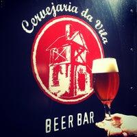 Foto tirada no(a) Cervejaria da Vila por Bruno G. em 5/14/2013