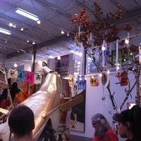 Das Foto wurde bei Hudson Valley Center for Contemporary Art von Tamer B. am 11/5/2012 aufgenommen