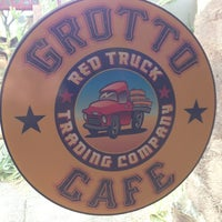 Photo taken at The Grotto Cafe by Rex C. on 6/30/2013