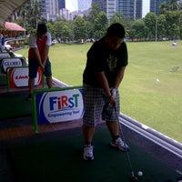 Foto scattata a Senayan Golf Driving Range da Prilnali E. il 3/31/2013