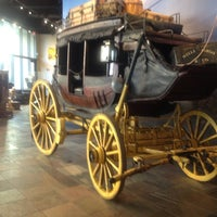 Photo taken at Wells Fargo History Museum by Elie E. on 10/22/2013