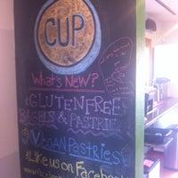 9/2/2013 tarihinde Megan G.ziyaretçi tarafından Cup Coffee Co.'de çekilen fotoğraf