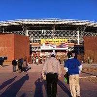 Foto tomada en Estadio Sonora por Luis A. el 2/7/2013