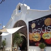Снимок сделан в Templo De San Rafael пользователем J A S. 3/24/2013