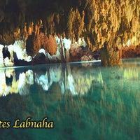 9/16/2013 tarihinde sergio g.ziyaretçi tarafından Cenotes LabnaHa'de çekilen fotoğraf
