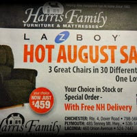 Photo Taken At Harris Family Furniture By On 9 3 2017