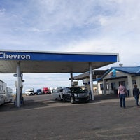 Photo taken at Chevron by Leo on 10/3/2018