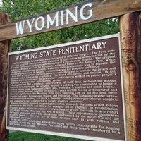 9/30/2018에 Leo님이 Old Wyoming State Penitentiary에서 찍은 사진