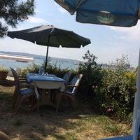 5/24/2014 tarihinde Gülçin G.ziyaretçi tarafından Poyraz Balık Restaurant'de çekilen fotoğraf