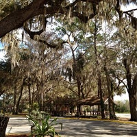 Boggy Creek Airboat Rides - Campground