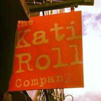 Foto scattata a The Kati Roll Company da Ammar M. il 5/25/2013