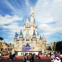Снимок сделан в Magic Kingdom® Park пользователем Andy C. 11/13/2013