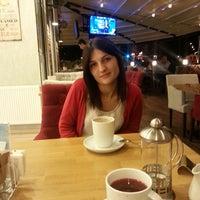 10/14/2013 tarihinde Sezen Y.ziyaretçi tarafından Kahve Diyarı'de çekilen fotoğraf