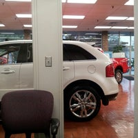 Photo Taken At Woodhouse Ford By Ray L C On 10 19 2017
