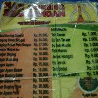 Nasi Goreng Semarangan Tjap