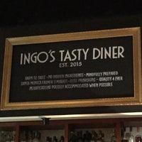 3/7/2017にFrostyがIngo's Tasty Dinerで撮った写真