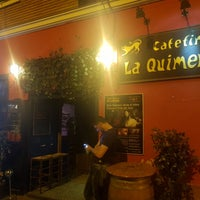 Foto tomada en Tablao Flamenco Cafetín La Quimera por הילה אופיר מ. el 6/16/2018