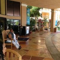 Photo taken at Fairfield Inn by Marriott Anaheim Resort by LeVan G. on 6/14/2013
