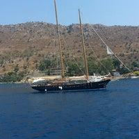 8/13/2014 tarihinde Oğuz D.ziyaretçi tarafından Bozburun Sahil Yolu'de çekilen fotoğraf