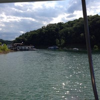 Photo Taken At Lake Cumberland Party Cove By Jonathan P On 6 30