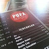 10/20/2013 tarihinde Ezgihan G.ziyaretçi tarafından Pupa Burger'de çekilen fotoğraf