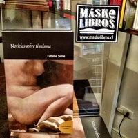 6/15/2013 tarihinde barrioitalia.tvziyaretçi tarafından MásKe Libros'de çekilen fotoğraf