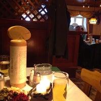 Das Foto wurde bei Gasthaus Winter von anna s. am 2/16/2014 aufgenommen