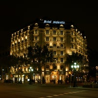 Majestic Hotel Spa La Dreta De L Eixample Barcelona