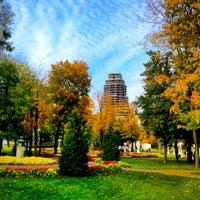 Foto tomada en Hermitage Garden por Vlad B. el 10/2/2012