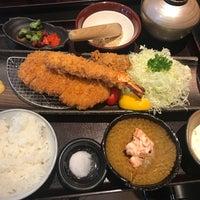 Foto scattata a Tonkichi Tonkatsu Seafood da Dominic F. il 9/11/2017