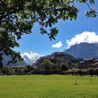 7/15/2014 tarihinde Timtim ™.ziyaretçi tarafından Interlaken'de çekilen fotoğraf