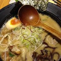 Das Foto wurde bei 樂麵屋 Rakumenya von Odile C. am 3/6/2014 aufgenommen