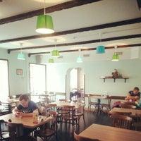 """Das Foto wurde bei Кафе """"Бистро"""" von Лена С. am 9/4/2014 aufgenommen"""