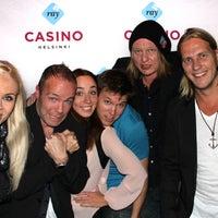 Photo taken at Casino Helsinki by Casino Helsinki on 9/19/2013