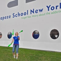 Снимок сделан в Trapeze School New York (TSNY) - Washington DC пользователем Trapeze School New York (TSNY) - Washington DC 9/13/2013