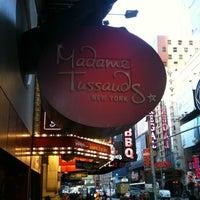 11/28/2012にMarcelo P.がMadame Tussaudsで撮った写真