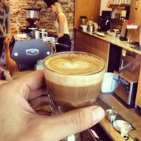 Снимок сделан в Stumptown Coffee Roasters пользователем EatMeDrinkMeNYC 9/8/2013