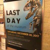 Das Foto wurde bei University of Michigan Museum of Natural History von Sarah C. am 12/30/2017 aufgenommen