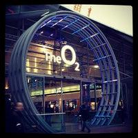 Das Foto wurde bei The O₂ von Andréia F. am 3/1/2013 aufgenommen