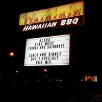 Das Foto wurde bei Waikikie Hawaiian BBQ von Keith H. am 9/8/2014 aufgenommen