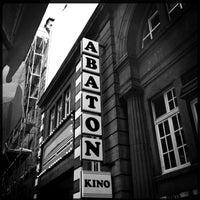 Das Foto wurde bei Abaton von Kerstin R. am 8/18/2013 aufgenommen