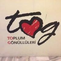 Снимок сделан в TOG Toplum Gönüllüleri Vakfı пользователем Şafak Can B. 11/24/2014