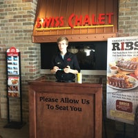 Photo Taken At Swiss Chalet Rotisserie Ampamp Grill By Heath On 3