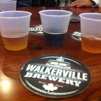 Foto scattata a Walkerville Brewery da Veronica E. il 4/13/2013