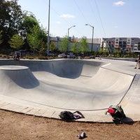 Foto tomada en Historic Fourth Ward Skatepark por Yuna 🇰🇷 P. el 4/21/2013