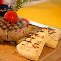Foto diambil di Pano Restaurant ve Kahve Evi oleh Onur O. pada 9/14/2014