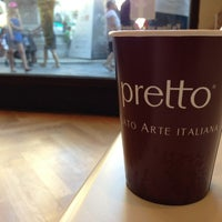 Das Foto wurde bei Pretto Gelato Arte Italiana von Andrea N. am 8/16/2013 aufgenommen