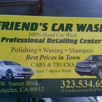 Friends Car Wash Automotive Shop In Los Angeles