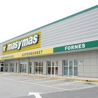 Foto tomada en Supermercados masymas Fornés & Oficinas centrales por Supermercados masymas Fornés & Oficinas centrales el 9/19/2013