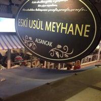 Снимок сделан в Eski Usül Meyhane пользователем Yeliz G. 12/19/2014